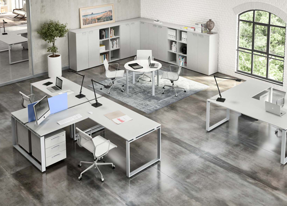 Scrivanie ufficio great latest elegant arredamento da for Mondo office scrivanie